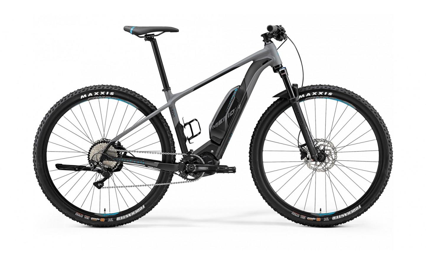 a3e9ccc00 Bicicleta Merida 19 E BIG NINE 500 2019 - Fabregues Bicicletas