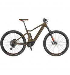 Bicicleta Scott Strike eRide 720 2019