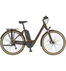 Bicicleta Scott Sub Active eRide Unisex Seat T. 2019