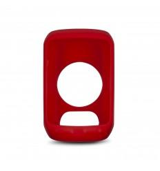 Funda de silicona Garmin Rojo Edge 510