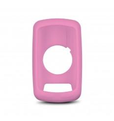 Funda de silicona Garmin Rosa Edge 800/810