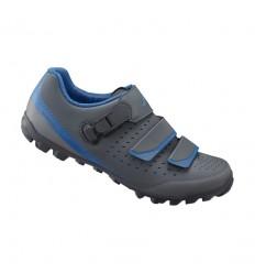 Zapatillas Shimano Mujer MTB ME301 Gris