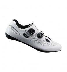 Zapatillas Shimano Road RC701 Blanco