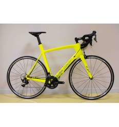 Bicicleta BH Global Concept 105 11v Limited Edition Amarillo Fluor 2019