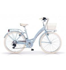 Bicicleta MBM Primavera 26' con cesta