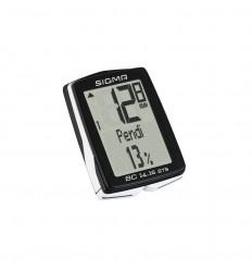 Cuentakilómetros Sigma Bc 14.16 Sts Cadencia + Altitud