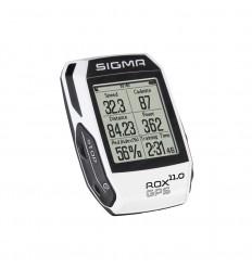 Cuentakilómetros Sigma Rox 11.0 Gps Blanco Set