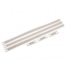 Guia Cables Shimano Di2 Etube Adhesivo Blanco SMEWC2W