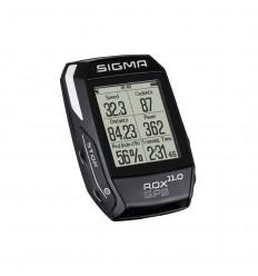 Cuentakilómetros Sigma Rox 11.0 Gps Negro Set