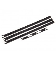 Guia Cables Shimano Di2 Etube Adhesivo Negro SMEWC2L