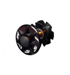 Araña Massi CM621 Piv.Alu 1-1/8' Cnc Negro