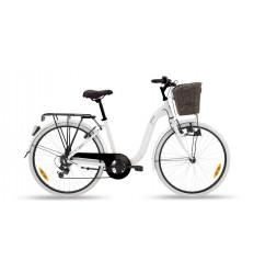 Bicicleta Bh Miami Lite 6V Aluminio C/Cesta |TE519| 2019