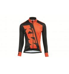 Chaqueta KTM Factory Team Race Winter Negro/Naranja