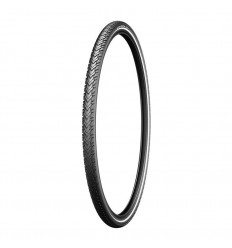 Cubierta Michelin 26x1.60 Protek Cross Flanco Reflectante