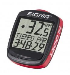 Cuentakilómetros Sigma Baseline BC 1200 WL