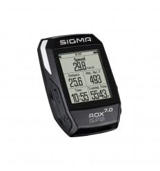 Cuentakilómetros Sigma Rox 7.0 Gps Negro