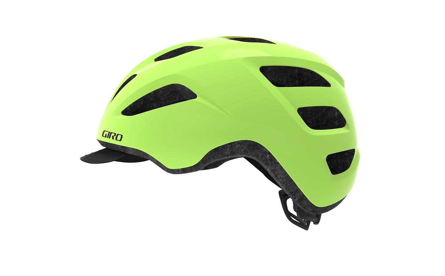 156541eb5d243 Casco Giro Cormick 2019 Amarillo - Fabregues Bicicletas