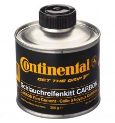 Bote Pegamento Continental Tubular 200gr Carbono