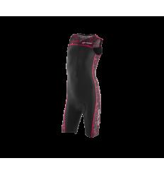 Tritraje Infantil Orca K Core Trisuit Negro-Rojo