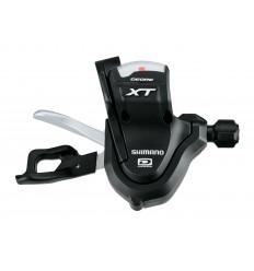 Mando Shimano Izquierdo Shimano XT 2/3V. C/Abrazadera C/Disp SL-M780