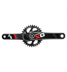 Bielas Sram X01 BB30 170-175 X-SYNC Direct Mount 32T Rojo