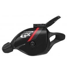Mando Sram GX Trigger 2x11 delantero color Rojo