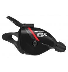 Mando Sram GX1/GX Trigger 11V trasero color Rojo