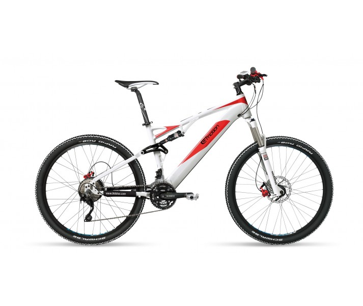 Bicicleta Eléctrica BH EMOT.EVO JUMPER 27,5 XT 20SP EV907 2017