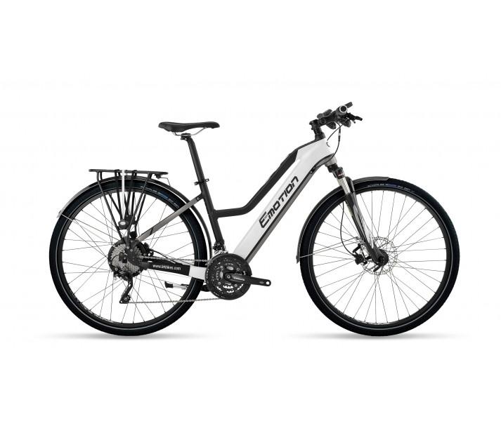 Bicicleta Eléctrica BH E.EVO JET PRO 30SP XT EV557 2017