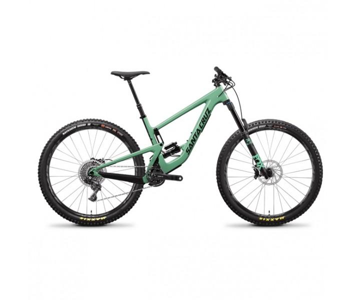 Bicicleta Santa Cruz MEGATOWER 29' Carbono KIT CC X01 2019