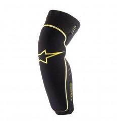 Protector Rodilla-Espinilla Alpinestars Paragon Negro/Amarillo Fluor