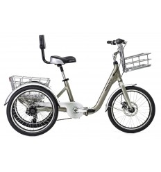Bicicleta Monty Tricycle 608 20' 7v 2019