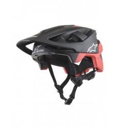 Casco MTB Alpinestars Vector Pro Atom Negro / Rojo
