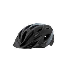 Casco Merida Charger Negro/Plata
