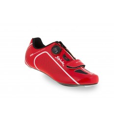 Zapatillas Spiuk Altube Road C Unisex Rojo/Blanco