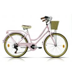 Bicicleta Megamo 24' City Trivia 2019