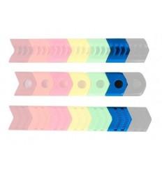 Protector Biela Rotor Xc Mtb Azul