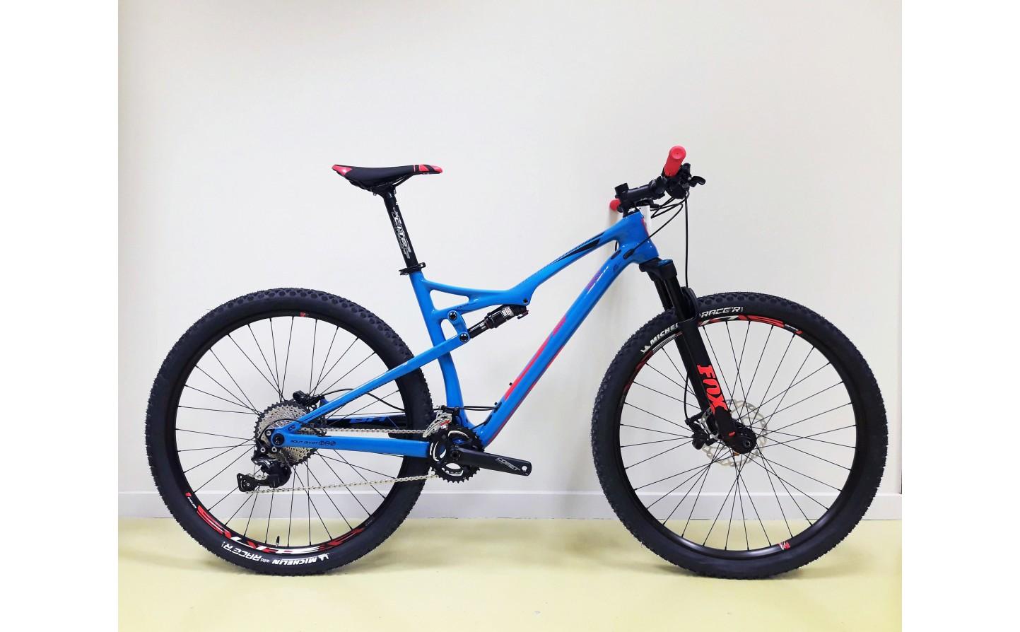 diseño distintivo 100% de alta calidad envío directo Bicicleta BH Lynx Race Carbon Fox|DX698| 2018 - Fabregues ...