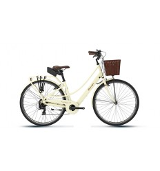 Bicicleta Eléctrica BH E-Motion Easygo City 7Sp |EG418| 2018