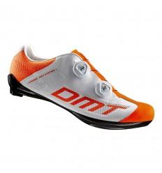 Zapatillas Carretera DMT R1 Summer Blanco/Naranja Fluor