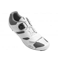Zapatillas Giro Carretera Mujer Savix Blanco/ Titanio