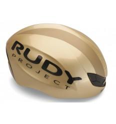 Casco Rudy Project Boost Pro Dorado Brillo
