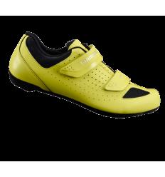 Zapatillas Shimano RP100 Neón Amarillo
