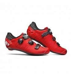 Zapatillas Sidi Ergo 5 Rojo Mate/Negro