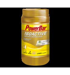 Bebida Isotónica Powerbar Isoactive 1320 Limón sabor Limón 1320 gr.