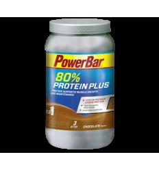 Bebida Proteica Powerbar Protein Plus 80 % 700 sabor Chocolate bote 700 gr.