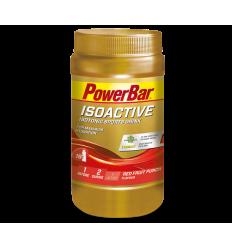 Bebida Isotónica Powerbar Isoactive 600 sabor Ponche de Frutos Rojos 600 gr.