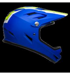 Casco Bell Sanction Azul/Verde