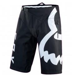 Pantalón Corto Fox Demo Short Blk/Wht Negro Blanco 15939-018