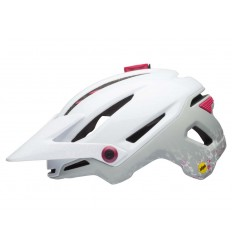 Casco Bell SIXER MIPS MUJER Blanco/Rosa